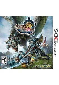 [3DS] Monster Hunter 3 US