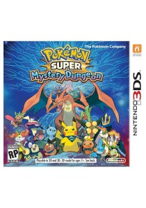 [3DS] Nintendo Pokemon Super Mystery Dungeon