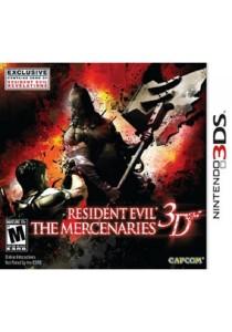 [3DS] Resident Evil The Mercenaries US
