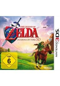 [3DS] The Legend of Zelda : Ocarina of Time US