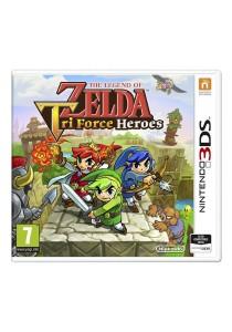 [3DS] Nintendo The Legend of Zelda: TriForce Heroes