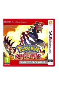 [3DS] Nintendo Pokemon (Omega Ruby)