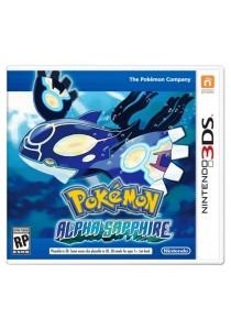 [3DS] Nintendo Pokemon (Alpha Sapphire)