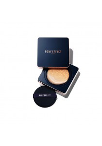 PONY EFFECT Everlasting Cushion Foundation SPF50+/PA+++ #Nude Beige 124g