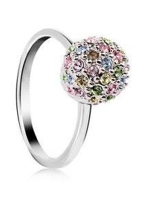 OUXI Snow Ball Ring