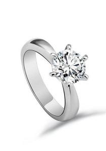 OUXI Zirconia Ring - 40115