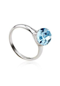 OUXI Classics Candy Ring (Aquamarine)