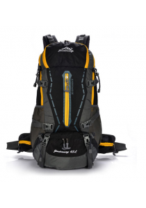 45L Water Resistant Sport And Travel Backpack