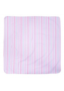 OWEN Baby Receiving Blankets, 4 -Piece Set (Pink)