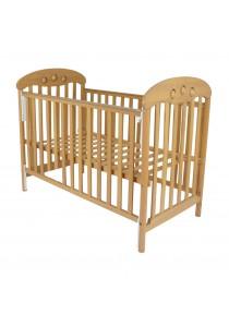 Royalcot R465 Baby Cot Natural