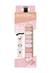 LoveNail Instant Nail Applique Design Manicure Sweet Goddess