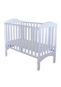 Royalcot R474 Baby Cot White