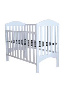 Royalcot R474 Baby Cot Australia White