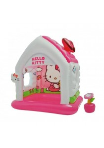 Intex Hello Kitty Inflatable Fun Cottage (1.37m x 1.09m x 1.22m)