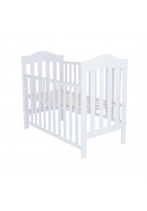 Royalcot R491 Baby Cot White Off