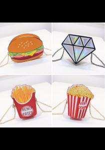 Creative Cross-Body Mini Bag (4 Designs Available)