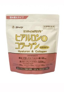2X  Fine Hyaluron & Collagen 231g Refill Pack