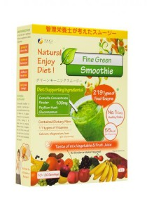 FINE Green Smoothie 200g