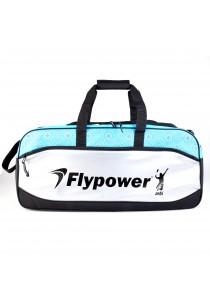 Flypower Bag Safir 3 - Black Silver Skyblue