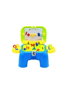2 IN 1 Portable My Teaching Room Tools Play Set