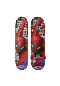 60cm Cartoon Kids Skateboard - Spiderman