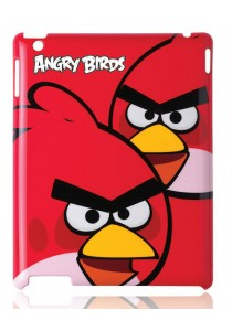 GEAR4 Angry Birds iPad 2 IML Red