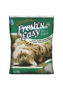 Catit Fresh'N Easy Premium Clumping Cat Litter - Pine Scent - Bag (18 kg / 40 lbs)