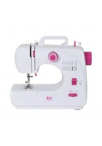 FangHua FSHM-508 Pro 12 Sewing Options Mini Portable Handheld Sewing Machine (Pink)