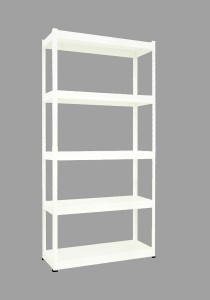 nesthouz.com Kelsey Piccolo Rack in White Colour