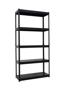 nesthouz.com Kelsey Piccolo Rack in Black Colour
