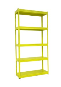 nesthouz.com Kelsey Piccolo Rack in Yellow Colour