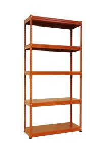 nesthouz.com Kelsey Piccolo Rack in Orange Colour