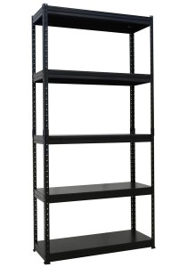Nesthouz.com Kelsey Display Rack Black Color