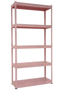 Nesthouz.com Kelsey Display Rack Pink Colour