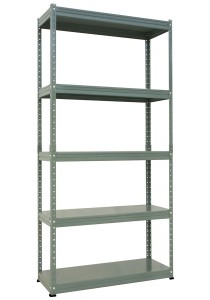 nesthouz.com Kelsey Display Rack Grey Colour
