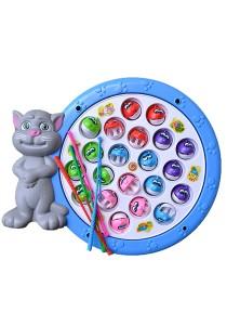 Electronic Fishing Pool Game