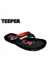 TEEPER Fashion Casual Slippers TPE2033 - Red