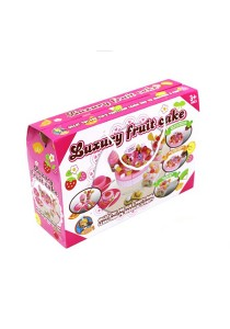 Luxury Fruit Cake Party Set for Ages 3 and Up