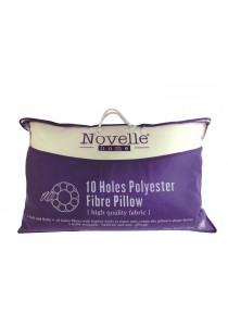 Novelle 10 Hole Polyester Fibre Pillow