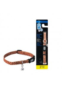 "Catit Style Adjustable Nylon Cat Collar - Animal - 9.5 mm (3/8"") x 20 cm-33 cm (8-13"")"