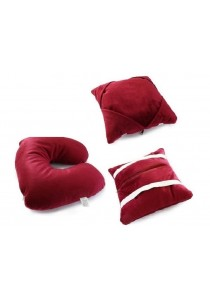 3-In-1 Multifunction U-shaped Pillow