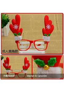 Christmas Glasses - Adult C