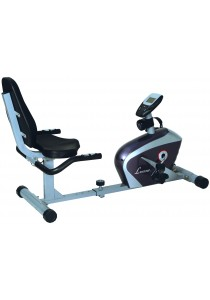 Lexcon Magnetic Recumbent Exercise Bike with Heart Pulse Sensor