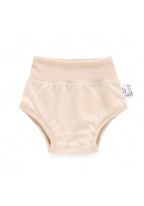 Baby Underwear (3pcs per pack) (100% Organic Cotton) (Size S)