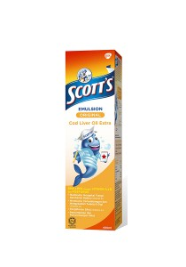 Scott's Emulsion Original Flavour - 400ml