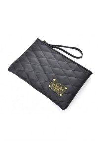 Limkokwing Fashion Club Quilted Pouch