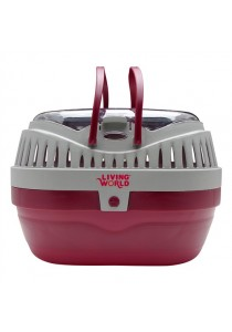 Living World Carrier for Small Pets - Large