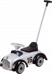 Sweet Heart Paris TL610W Ride on Car (Silver)
