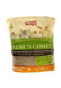 Living World Fresh 'N Comfy Bedding - 50 L - Tan