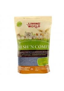 Living World Fresh 'N Comfy Bedding - 20 L - Blue
